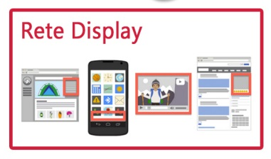 rete ricerca display