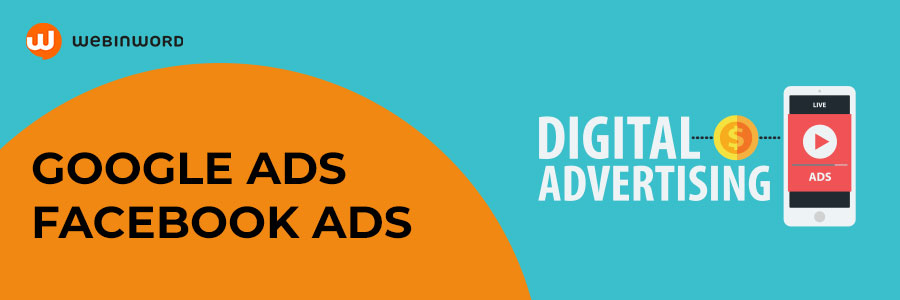 come utilizzare la digital advertising di facebook e google insieme