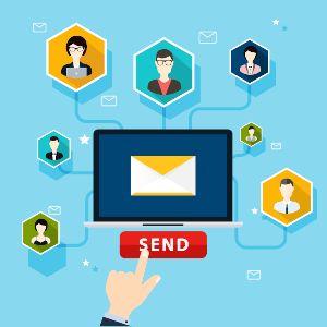 spedire un'e-mail